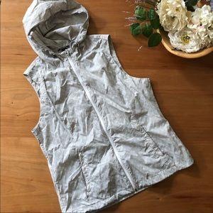 Eddie Bauer Print Thin Running Vest